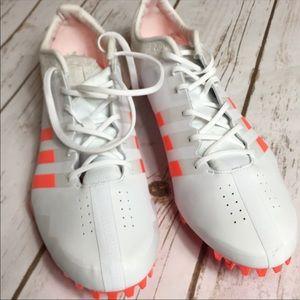 Adidas Adizero Track Cleats Womens Size 5.5